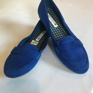 🥿 American Eagle AE Blue Shoes Size 8 🥿 NWT